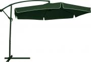 Ombrelone Suspenso Regulável 2,50m Verde
