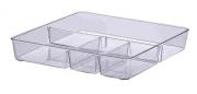 Organizador Diamond com Divisórias 31X31X5 CM