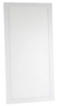 Painel Led Slim Embutir Retangular 36W 6500K