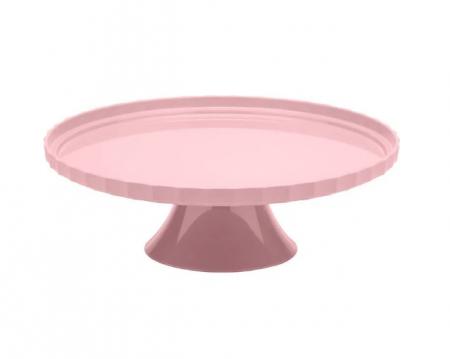 Prato Festa 25cm Rosa