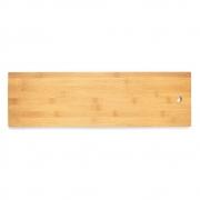 Tábua Bamboo Retangular G 60,5cm X 18cm X 2cm