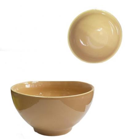 Tigela Bowl 300ML Caramelo