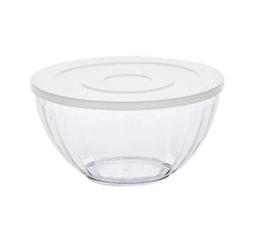 Bowl 4,8 Litros Canelatta Cristal