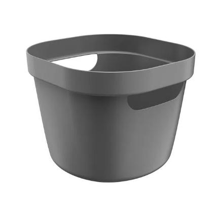 Cesto Cube Flex 4 L Chumbo