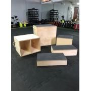 Caixa de salto - Kit com 5 (GG, G, M, P e PP)
