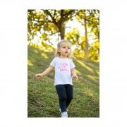 Calça Legging Infantil - Preta