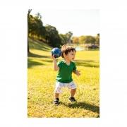 Camisa Infantil Dry Fit - Verde