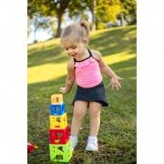 Saia Short Suplex Infantil - Preta