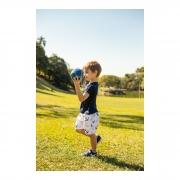 Short Tactel Infantil - Estampa Marinheiro