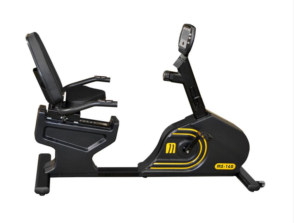 Bike horizontal profissional MS-160 - Macsport