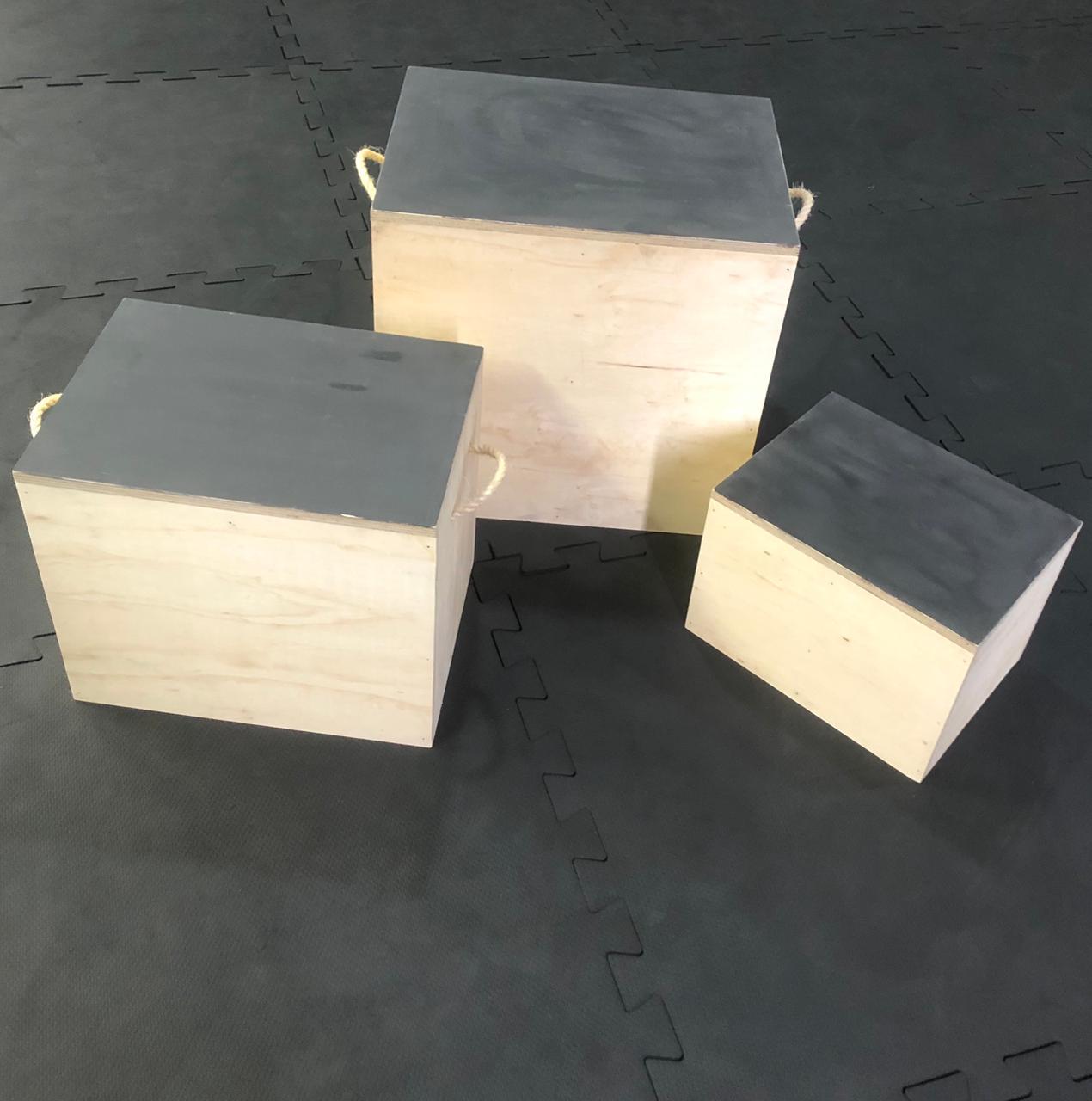 Caixa de salto - Kit com 3 (GG, G  e M)