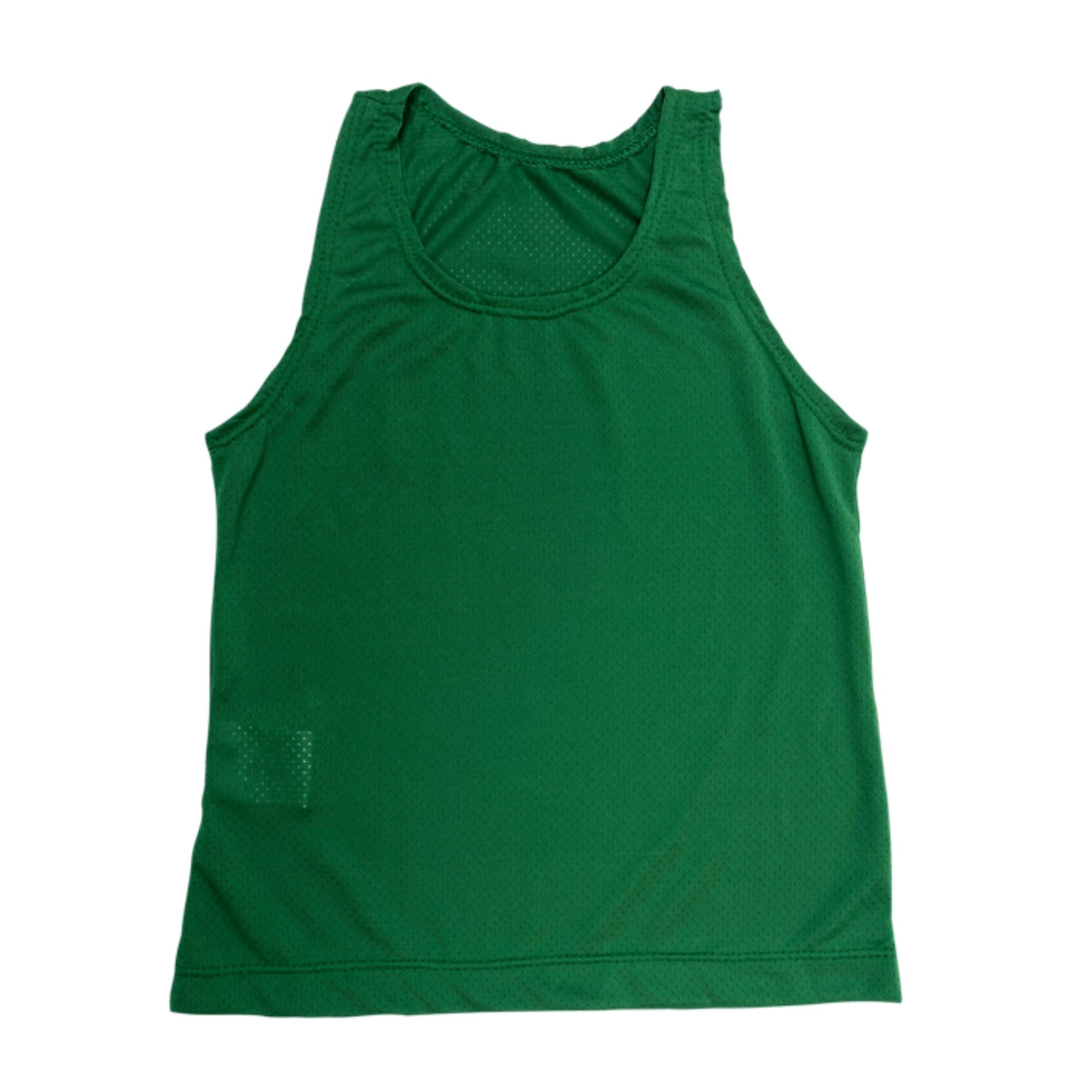 Regata Infantil Dry Fit Verde
