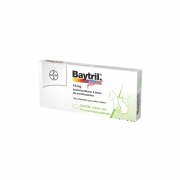 Baytril Flavour 15mg - 10 Comprimidos