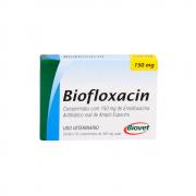 Biofloxacin 150mg 10 Comprimidos