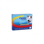 Canex Composto até 10Kg - 4 Comprimidos