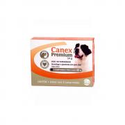 Canex Premium 3,6g - cães até 40Kg - 2 Comprimidos