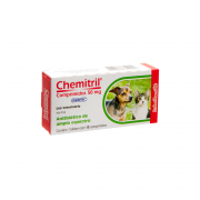 Chemitril 50mg - 10 Comprimidos