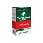 Lavizoo Broncoespasmolítico Equinos - Clenbuterol 500mL