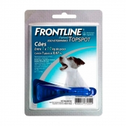 Frontline TopSpot Cães 1 a 10Kg