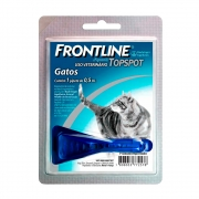 Frontline TopSpot Gatos 0,5mL