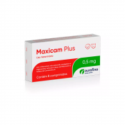 Maxicam Plus 0,5mg - 8 Comprimidos
