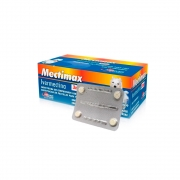 Mectimax 3mg - 4 Comprimidos