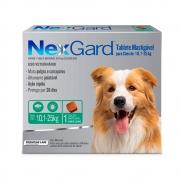 Nexgard 10 a 25Kg - 1 Tablete