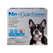 Nexgard 4 a 10Kg - 1 Tablete