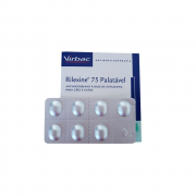 Rilexine 75mg - 7 Comprimidos