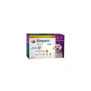 Simparic 10mg - 2,6 até 5Kg - 1 Comprimido