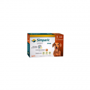 Simparic 20mg - 5 até 10Kg - 1 Comprimido