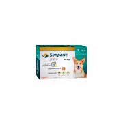 Simparic 40mg - 10 até 20Kg - 1 Comprimido