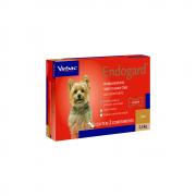 Vermífugo Endogard 2,5Kg - 2 Comprimidos