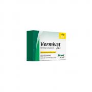 Vermivet Plus 2g - 2 Comprimidos