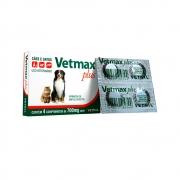 Vetmax Plus - 4 Comprimidos