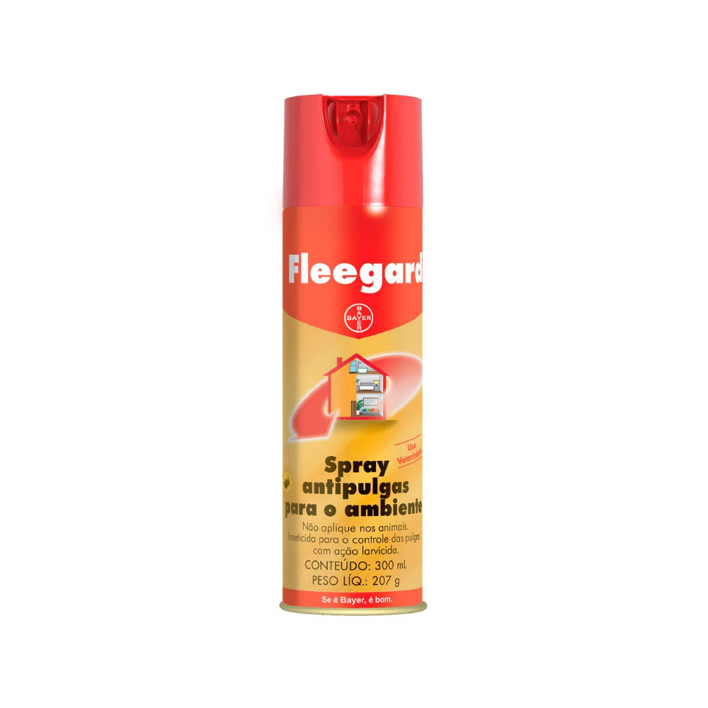 Fleegard Spray Antipulgas 300mL