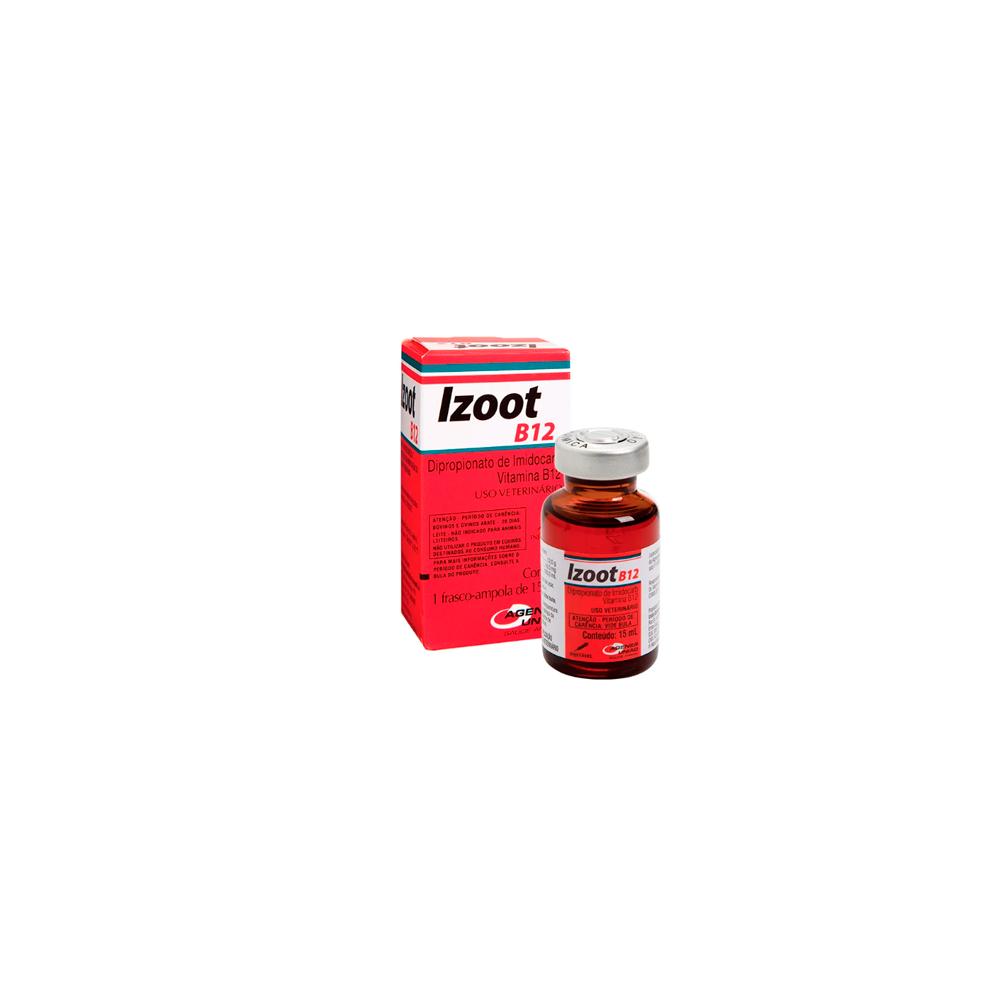 Izoot B12 Injetável 15mL