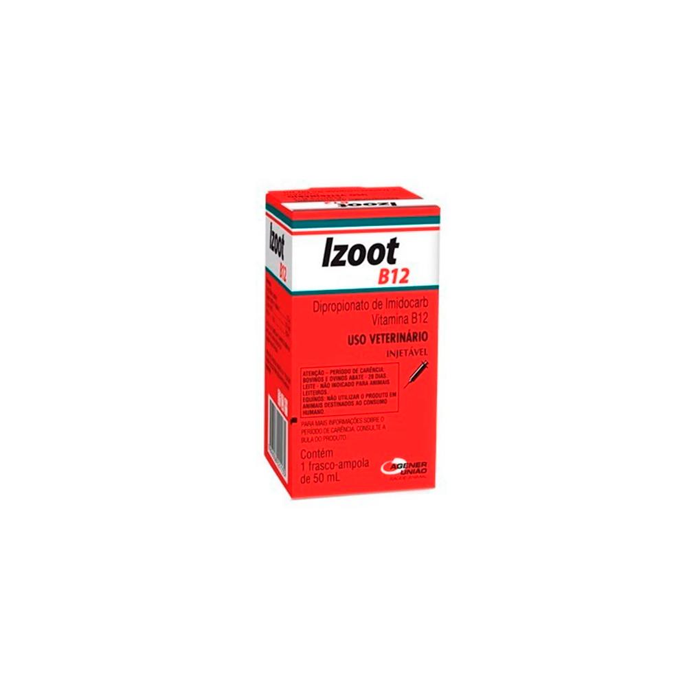 Izoot B12 Injetável 50mL