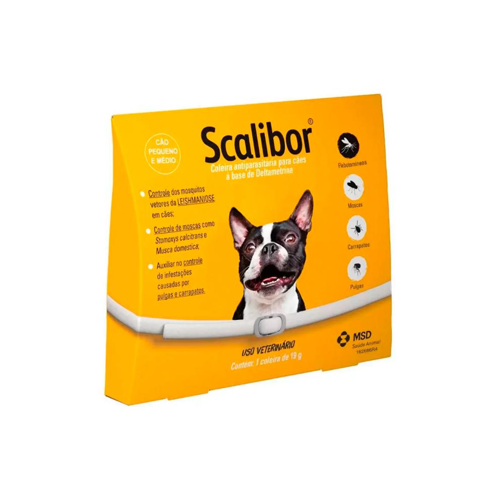 Scalibor Coleira 19g - 48cm