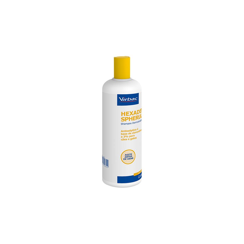 Shampoo Hexadene Spherulites 500mL