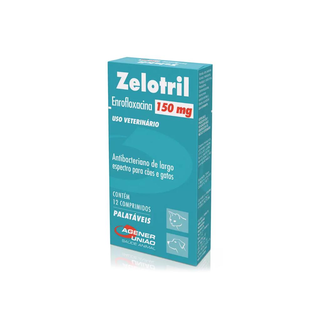 Zelotril 150mg - 12 Comprimidos