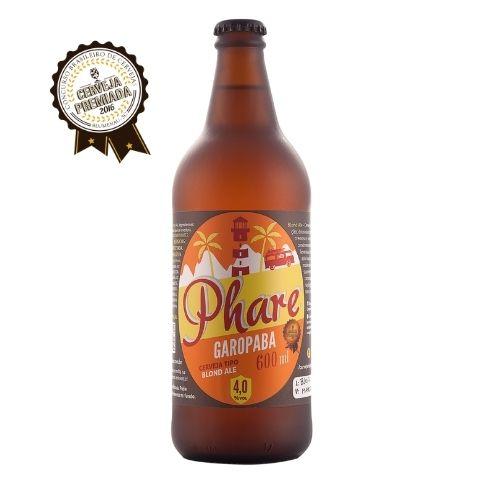 Cerveja Blond Ale  600ml   Garopaba  