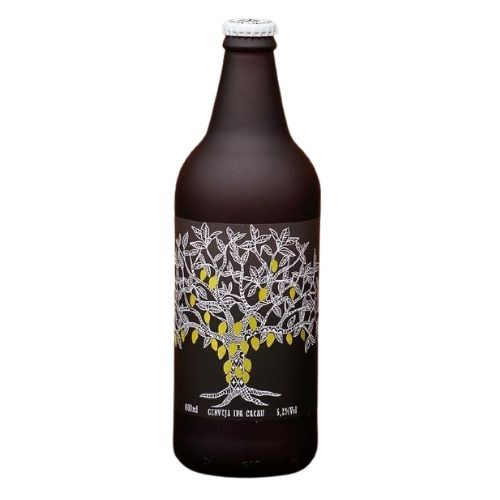 Cerveja IPA cacau 600ml