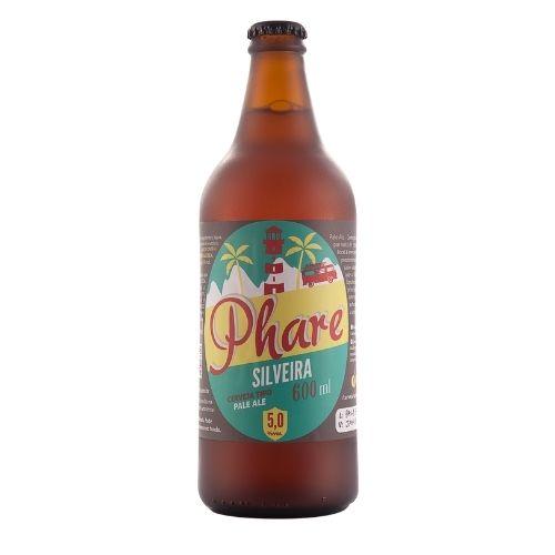 Cerveja Pale Ale 600ml  | Praia do Silveira |