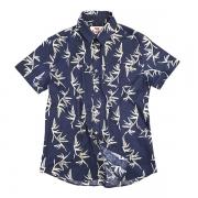 Camisa Manga Curta Bambu