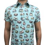 Camisa Manga Curta Kombi