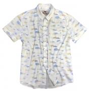 Camisa Manga Curta Nuvem