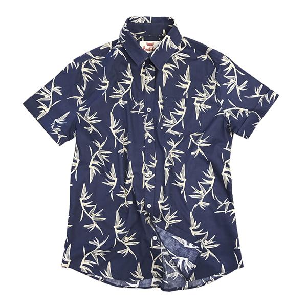 Camisa Manga Curta Bambu  - Toolstoy