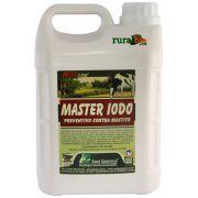 MASTER IODO - DESINFETANTE PARA TETAS - EMBALAGEM COM 6 x 5 LITROS