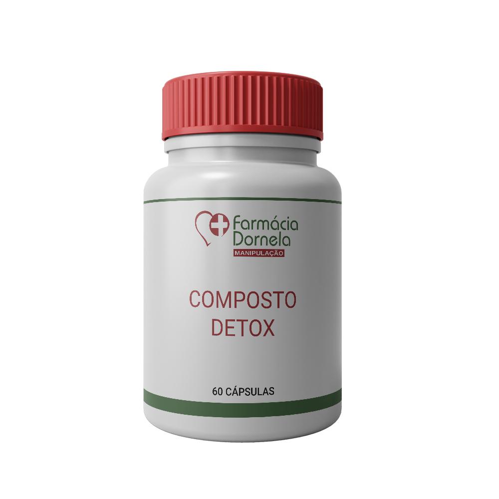COMPOSTO DETOX 60CAPS